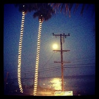 Photo taken at Malibu Seafood Fresh Fish Market & Patio Cafe by Curly C. on 5/25/2013