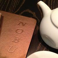 Foto scattata a Nobu Restaurant Caesars Palace da Ric S. il 2/16/2013