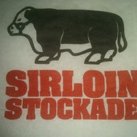 Photo taken at Sirloin Stockade Plaza Loreto by edgar antonio m. on 12/27/2012