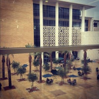 Photo taken at Princess Nourah Bint Abdulrahman University by Sadeem_alshebel on 11/24/2012