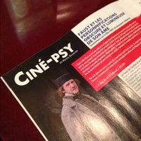 Photo taken at Cinéma Le Clap by Kowaq on 10/26/2012