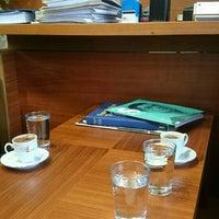 Photo taken at Divan Hukuk Bürosu by Tugba on 1/10/2016