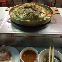 Photo taken at Chang Phuek BBQ by phine on 9/27/2017