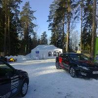 3/17/2013 tarihinde Veronika O.ziyaretçi tarafından Красное озеро'de çekilen fotoğraf