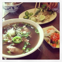 Photo taken at Lucky's Pho by Rob H. on 6/3/2013