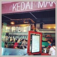 Das Foto wurde bei Kedai Makan von Rob H. am 6/4/2013 aufgenommen