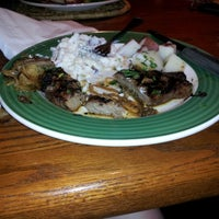 Photo taken at Applebee's Neighborhood Grill & Bar by Constance P. on 10/29/2012