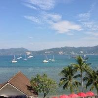 Photo taken at Amari Coral Beach Resort by Mikhail Z. on 1/4/2013