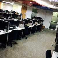 Photo taken at Ingram Micro Philippines BPO, LLC by Paulo C. on 12/24/2014