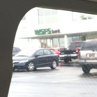 Photo taken at WSFS Bank by Zachary S. on 10/19/2012