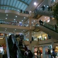 Photo taken at Shipra Mall by Aayush J. on 2/24/2013