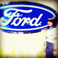 Photo taken at Ford Banjarmasin by mitta f. on 4/26/2013