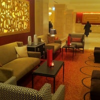 Photo taken at JW Marriott Chicago by Rogel C. on 2/17/2013