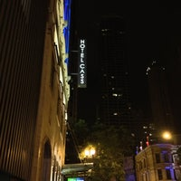 Photo taken at Hotel Cass - Holiday Inn Express by Katrina K. on 7/7/2013