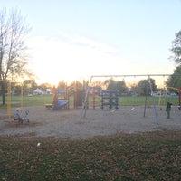 Photo taken at Humble Park by Katrina K. on 10/24/2016