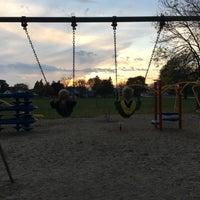 Photo taken at Humble Park by Katrina K. on 10/31/2016