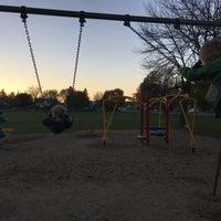 Photo taken at Humble Park by Katrina K. on 11/4/2016