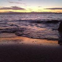 Photo taken at Alki Beach Park by Dawnielle on 9/7/2013