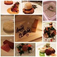 Photo taken at Chef Mavro Restaurant by Dawnielle on 4/4/2015