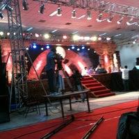 Photo taken at Codissia Trade Fair Complex by Sangeetha A. on 9/30/2012