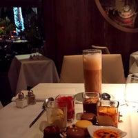 Photo taken at Le Café by Khaled B. on 5/25/2017