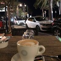 Photo taken at Le Café by Khaled B. on 5/1/2017