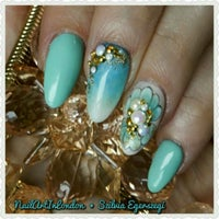 Nailartinlondon Shadwell London Greater London