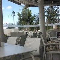 Photo taken at Playa club Nigran by José María C. on 6/21/2014