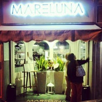 Photo taken at Mareluna by Real S. on 11/1/2012