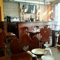 Photo taken at La Taverna Bar & Restaurant by Catherine K. on 3/6/2014