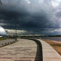 Снимок сделан в Парк 300-летия Санкт-Петербурга пользователем Леонид 7/21/2013