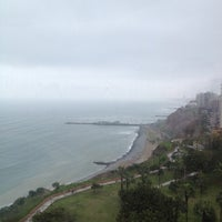 Photo taken at Belmond Miraflores Park by Monica J. on 10/28/2012