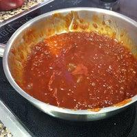 Photo taken at BHMS  Kitchen Lab by Daria B. on 10/22/2012