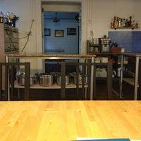 Photo taken at BHMS  Kitchen Lab by Daria B. on 12/6/2012