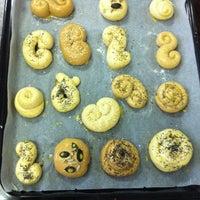 Photo taken at BHMS  Kitchen Lab by Daria B. on 11/15/2012