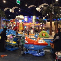 Photo taken at Aquaplay by Areej Aldaham on 10/17/2013