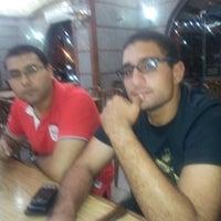 Photo taken at Dahab by Mohamed E. on 10/2/2012