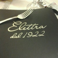 Photo taken at Ristorante Elettra by Rafael L. on 1/10/2013