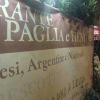 Photo taken at Paglia e Fieno by Rafael L. on 8/17/2014