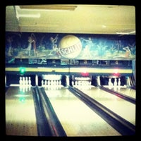 Photo taken at Southport Lanes & Billiards by T.J. J. on 11/19/2012