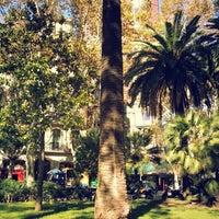 Das Foto wurde bei Plaça d'Urquinaona von Juan Pedro L. am 11/12/2012 aufgenommen