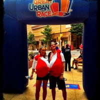 Photo taken at Great Urban Race Charlotte by Candace R. on 9/29/2012