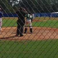 Photo taken at Owens Field Baseball Fields by Danny A. on 9/20/2014