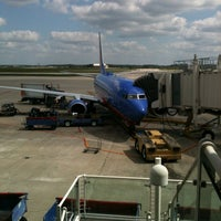 Photo taken at Southwest Airlines by Danny A. on 10/11/2012