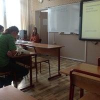 Photo taken at Лицей информационных технологий № 1537 by Nikita L. on 1/12/2013