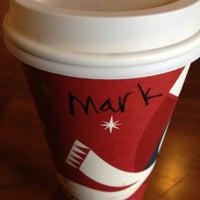 Photo taken at Starbucks by Mark P. on 11/1/2012