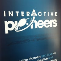 Photo taken at Interactive Pioneers Nordfront by Ain T. on 2/27/2013
