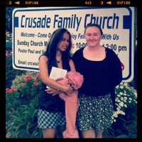 Photo taken at Christian Revival Crusade by Cita W. on 4/20/2013