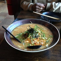 Photo taken at Ramen Bar by Sakena P. on 1/24/2013