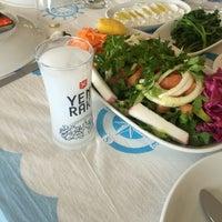 Photo taken at Yali Restorant Mordogan by Turgay K. on 1/8/2017